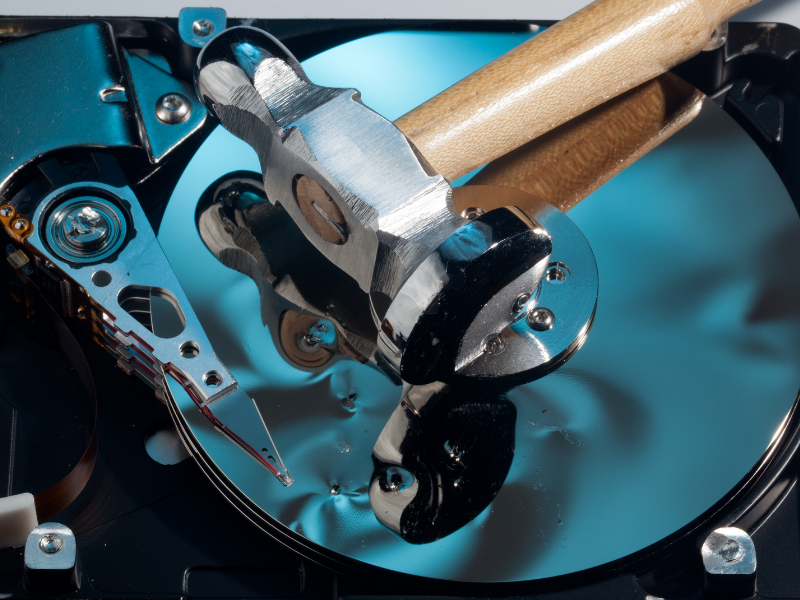 Hard Drive Data Destruction - Healthcare IT- Compliant | Servicing Blount, Marshall, Madison Counties