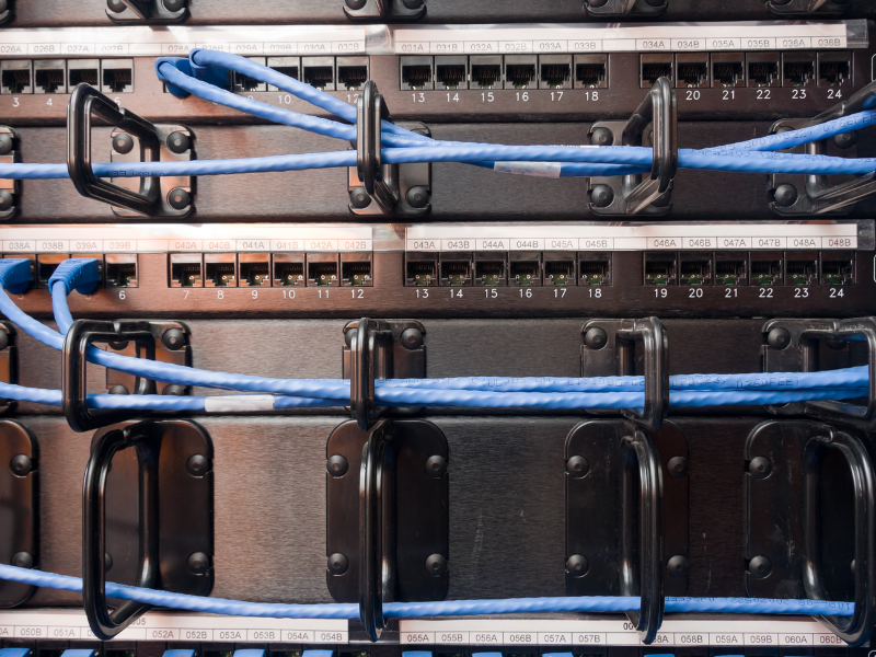 Computer Geeks 4 U - Structured Data Cabling Systems - CAT6, CAT5e - Servicing Blount, Marshall and Madison Alabama Counties